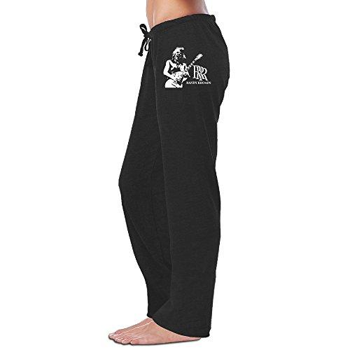 Rhoads Strings Randy - Sweatpants Ladies Randy Rhoads Tribute Ozzy Osbourne Drawstring Jogger Pants
