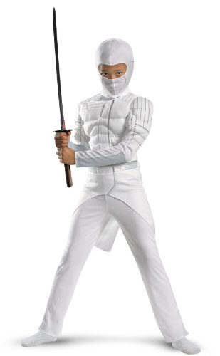 Storm Shadow Classic Muscle Costume - Large -