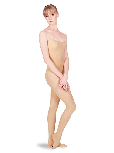 Adult Body Tights,N236LSNML,Light Suntan,ML]()