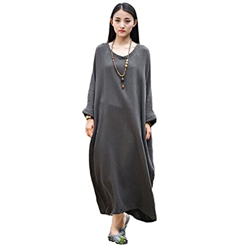 Plus Size Linen Dresses Amazon