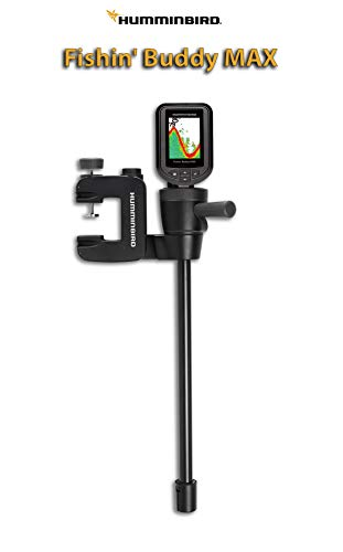 - Humminbird 410050-1 Fishin' Buddy MAX Fishfinder