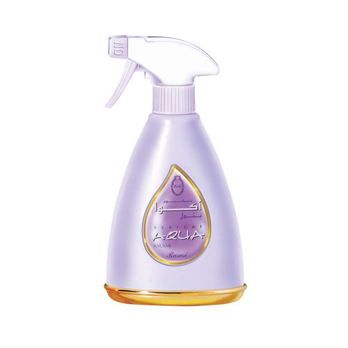Rasasi Mist Bushra, Batool, Kausar, Zeenat Al Farsh, Perfume Aqua Afrah - 375 ml (Kausar)