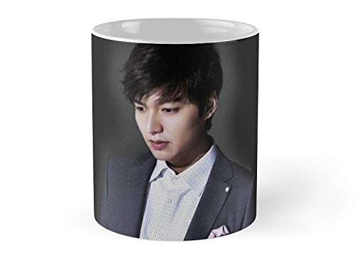 Hued Mia Lee Min Ho Mug - 11oz Mug - Features wraparound prints - Dishwasher safe - Made from Ceramic - Best gift for family friends