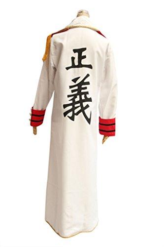 One P (Kizaru Cosplay Costume)