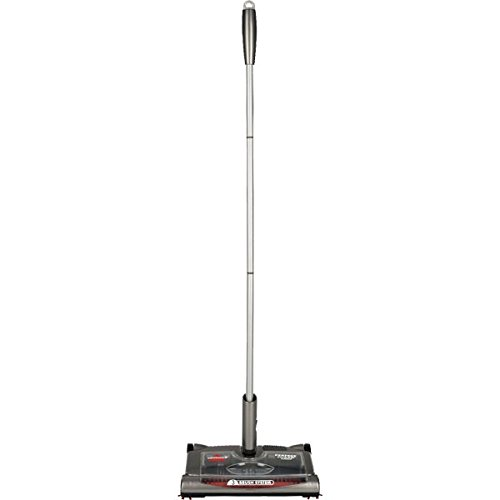 Bissell Perfect Sweep Turbo Cordless Rechargeable Carpet Sweeper, 60 Minutes Of Cordless Cleaning, Safe on Carpet, Rugs & Hard Floors ()