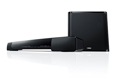 Yamaha YAS-203 Sound Bar with Bluetooth and Wireless Subwoof