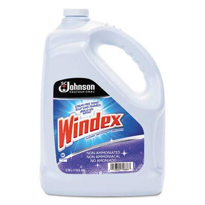 - NON-AMMONIATED GLASS/MULTI SURFACE CLEANER, PLEASANT SCENT, 128 OZ BOTTLE, 4/CT