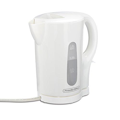 Proctor Silex 41005 Electric Tea Kettle & Hot Water Boiler,