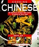 Easy As One, Two, Three, Cooking Chinese, Jeni Wright, 0385482027
