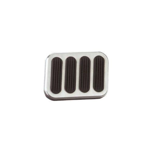 - Lokar BFG-6013 XL Billet Aluminum Brake Pad with Rubber