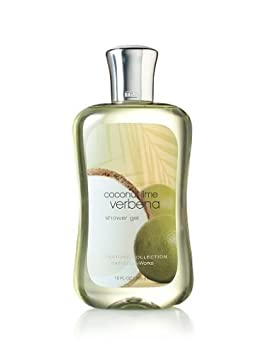 Bath Body Works Signature Collection Shower Gel Coconut Lime Verbena 10 fl oz