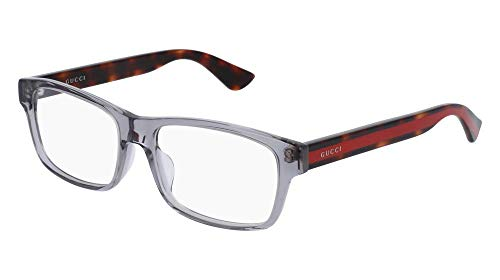 Eyeglasses Gucci GG 0006 OA- 004 004 GREY / AVANA ()