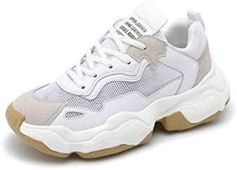 RONGXIE Nueva Lista De Ocio De Moda Zapatos Deportivos Zapatillas De Deporte con Amortiguación De Aire Mujeres Salvajes Zapatillas De Deporte Resistentes Al Aire Libre Botas De Jogging para Caminar: Amazon.es: Deportes