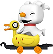 Funko Pop! Train: Nightmare Before Christmas - Zero in Duck Cart Multicolor