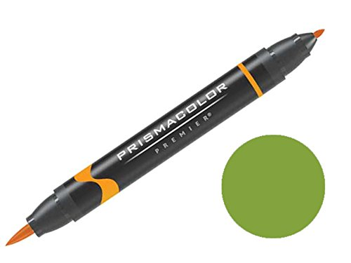 Premier Double-Ended Art Markers green tea 197