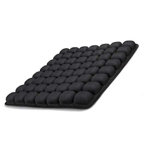 le Seat Cushion for Office Chair Car Seat Wheelchair and Daily Use Relieve Coccyx and Tailbone Pain 3D Air Cushion for Hip Stress Relief - 18