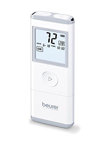 Beurer ME 80 Home-Ekg-Gerät, Weiß