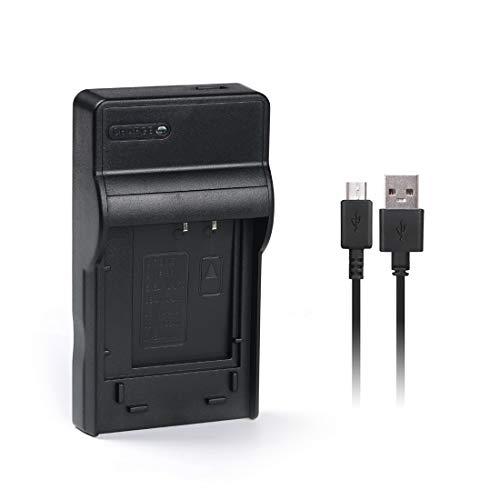 LI-50B LI-90B Slim USB Battery Charger for Olympus Stylus Tough 1030 SW Tough 6000 Tough 8000 More Digital ()
