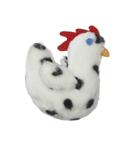 Chicken Dog Toy - Multipet Look Who's Talking Dog Toy, Chicken