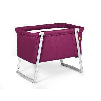 Baby Cot Crib Finish: Purple