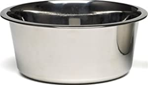 Stainless Steel Dog and Cat Bowls - Neater Feeder Deluxe or Express Extra Replacement Bowl - Neater Pet Brands - (Metal Food and Water Dish)