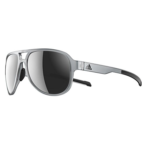 adidas Pacyr Sunglasses 2018 Crystal Gray Chrome Mirror