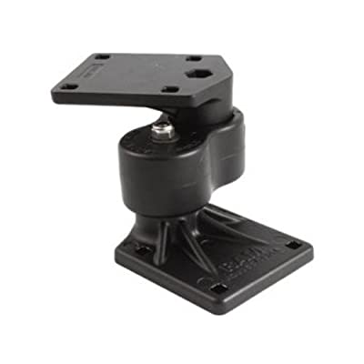 RAM Adjust-A-Pole(TM) Base for Vehicle Laptop Mounts: Electronics
