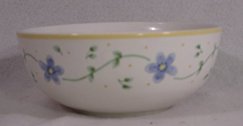 Pfaltzgraff Melissa Pattern Soup or Cereal Bowls Set of 4