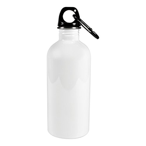 Premium Grade A 20oz. Sublimation Blank Stainless Steel Sports / Water Bottles (Qty 24) by Vivid Giftworks