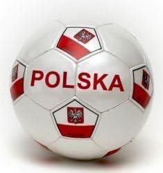 Reppa Balón de fútbol Profesional, tamaño #5, Polska (Polonia ...