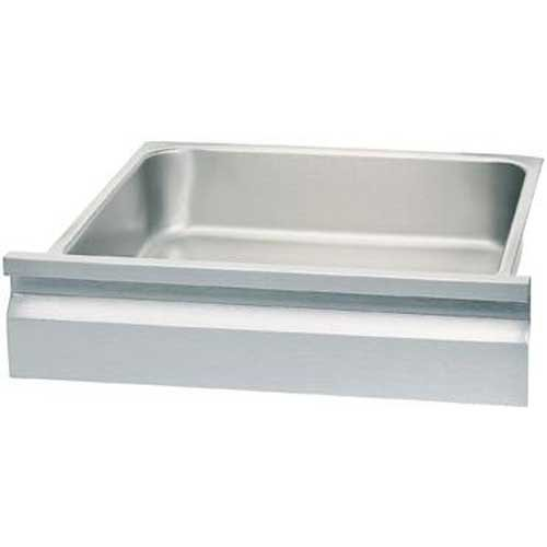 Budget Series Stainless Steel Drawer Size: 20x20x5 inch -- 1 each.