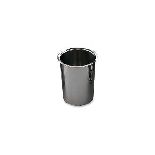 Cover Pot Marie Bain - Browne (BMP1) 1-1/4 qt Stainless Steel Bain Marie Pot