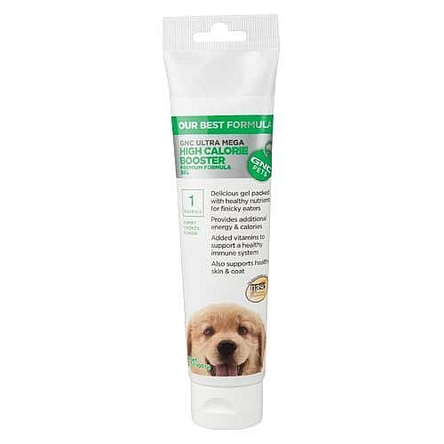 GNC Pets Ultra Mega High Calorie Booster for Puppies - Chicken Flavor 3.5 oz(s) (Mega Ultra Chicken compare prices)