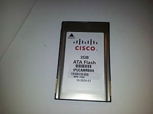 CISCO MEM-FD2G 2GB PCMCIA CARD FLASH DISK For CiscoXR12000 Cisco MEM-FD2G 2GB PCMCIA ATA Flash Memory Card 12000 series |