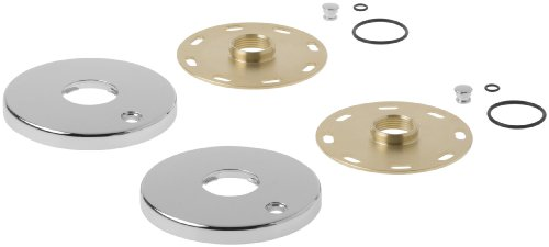 Kohler 1194302-CP Escutcheon/Mounting Collar Kit, Large Large Escutcheon