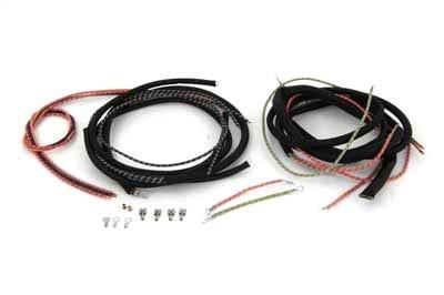 Amazoncom V Twin 32 9057 Main Wiring Harness Kit Automotive