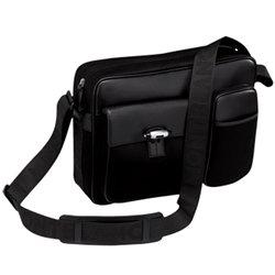 Montblanc Nightflight Messenger Bag 113135 (Blanc Mont Bags)