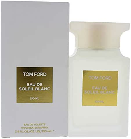 Tom Ford Eau de Soleil Blanc Spray, 3.4 Ounce