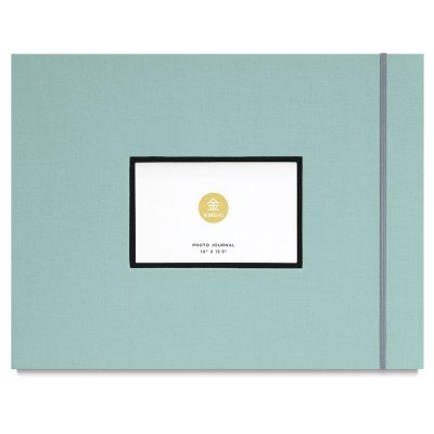 KINSHO Photo Journal Refill Pages Pack of 10, Ivory - 11.5 x 16