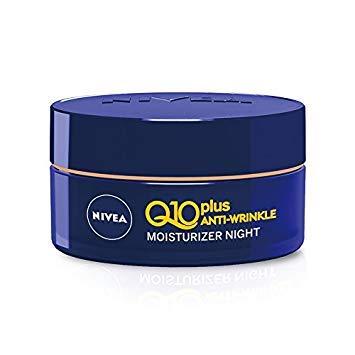 Nivea Visage Q10 Plus Anti-Wrinkle Moisturizer Night Care Cream ()