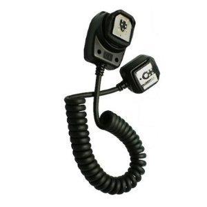 Opteka TTL Off-Camera Flash Sync Cord for Sony Alpha SLR Cameras & Digital Flashes