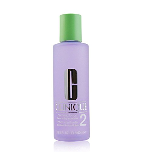 Clinique Clarifying Lotion 2 for Unisex, 13.5 Ounce from Clinique