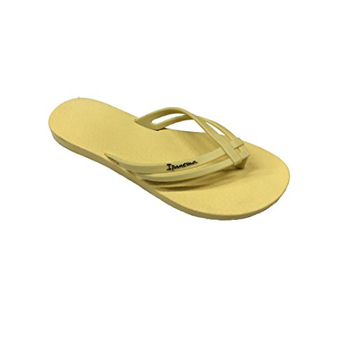 Ipanema Tiras - Sandalias de Caucho para mujer amarillo amarillo