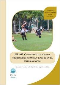 UF1947 Contextualización del tiempo libre infantil y juvenil