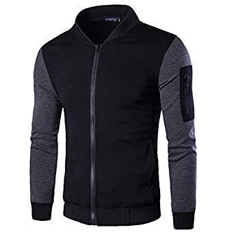 juste prix plutôt cool meilleurs tissus Bomber Jacket Men Veste Blouson Homme 2017 Mens Fashion ...