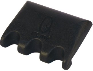(Q Claw 3 Pool Cue Holder Color: Black)
