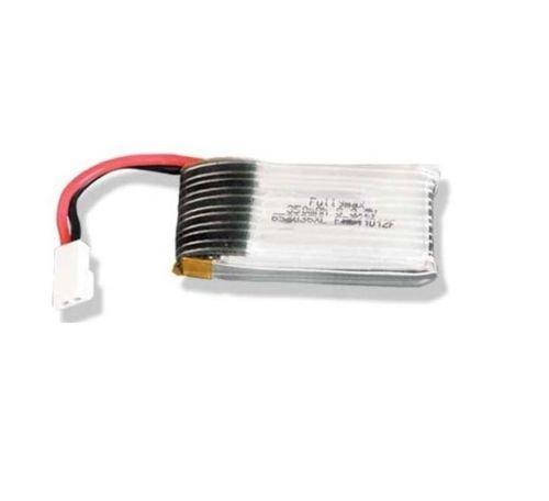 HobbyFlip 3.7v 350mAh 25c Lipo Battery Pack Compatible with X-Drone Nano H107R (Nano Xdrone Battery)