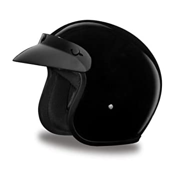 League & Co Dot 3/4 Face motocicleta moto casco de protección Casco Jet Casco
