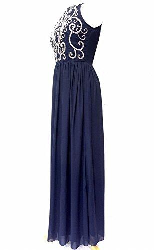 LIVE2LOVE - Vestido - para mujer Azul