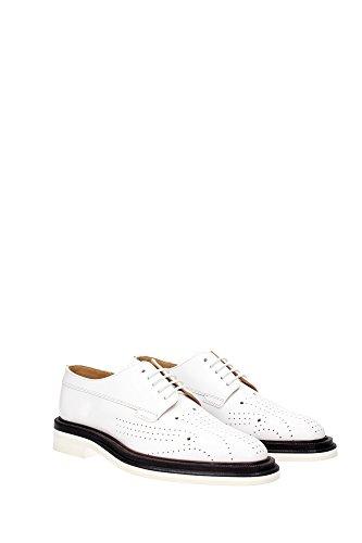 Mujer Blanco Zapatos cordones EU Church's de A74158WHITE 84vw4tq